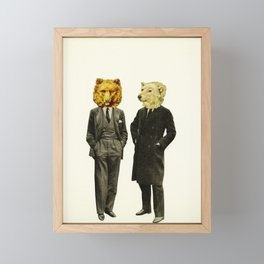 The Likely Lads Framed Mini Art Print