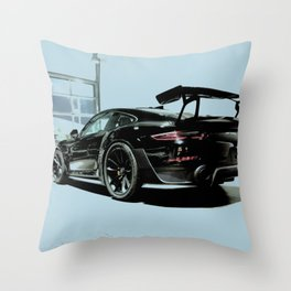GT2 RS Throw Pillow