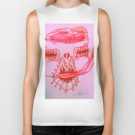 Let Me Have a Taste Biker Tank