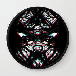Darken Night Wall Clock