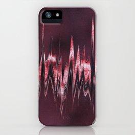 Vitals iPhone Case