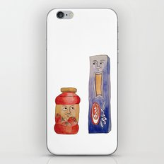 Saucy Friendship iPhone & iPod Skin