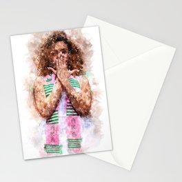AKA IVY Stationery Cards