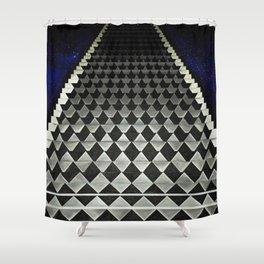 Lebowski's Condition Shower Curtain
