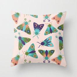 Messengers Spring Throw Pillow