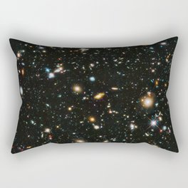 Hubble Ultra Deep Field Rectangular Pillow