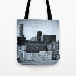 Pepper Distillery Blue Tote Bag