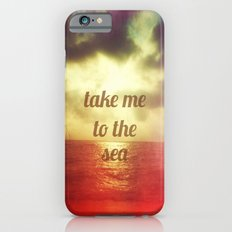take to the sea iPhone 6s Slim Case