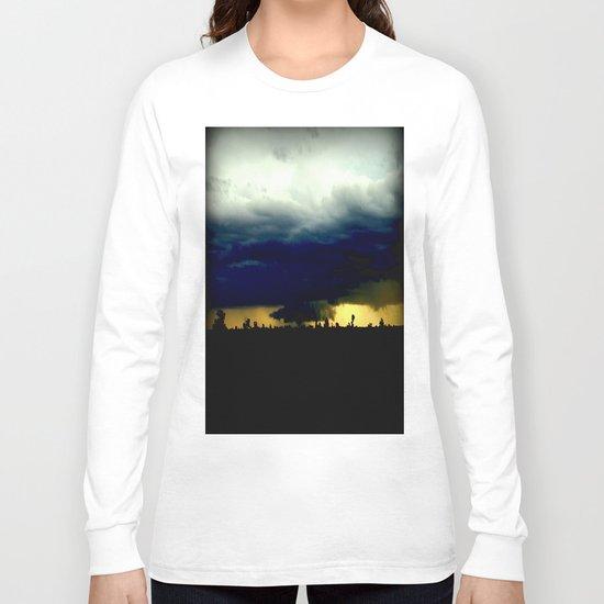 Wall Cloud  Long Sleeve T-shirt