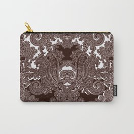 paisley vine Carry-All Pouch