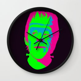 Don't Run Away It's Only Me Wall Clock