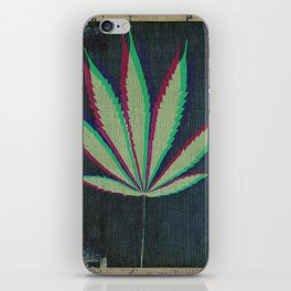 The Plant iPhone Skin
