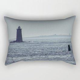 Whaleback Light Rectangular Pillow