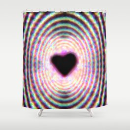 My Sacred Place Shower Curtain