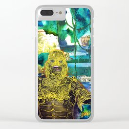 Calgon, Take Me Away Clear iPhone Case