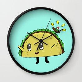 Taco Tuesday! Wall Clock