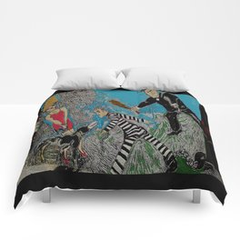 The Chase Comforters