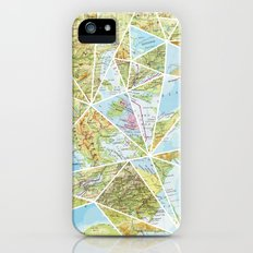 Its a Mixed Up World iPhone (5, 5s) Slim Case