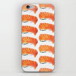Sushi Pattern iPhone Skin