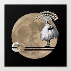 Moon. Child. Canvas Print