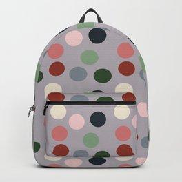 Tropical polka dots #homedecor Backpack