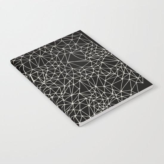 Geo Webbed Notebook