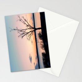 Pastel Sky Stationery Cards