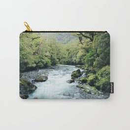 New Zealand river Carry-All Pouch