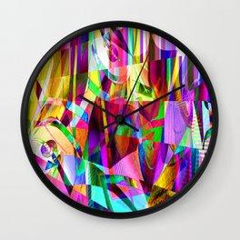 Attic of the Mind Wall Clock