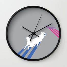 Tia Wall Clock