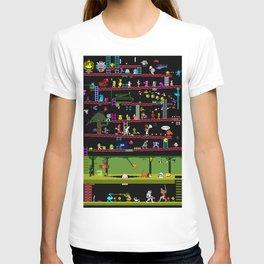 Retro Game Classics T-shirt