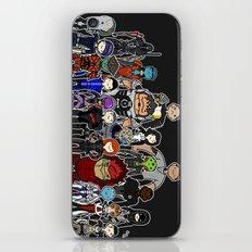 Mass Effect Gang iPhone & iPod Skin