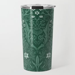 "William Morris ""Blackthorn"" 4. Travel Mug"