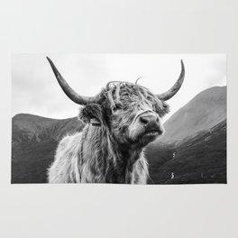 Highland Coo Rug