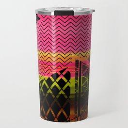 Zentangle Fun Travel Mug