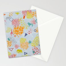 Tribal Inspired Stationery Cards