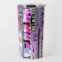 Glitch Ver.3 Travel Mug