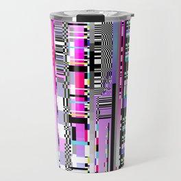 Glitch Ver.3 Travel Mug