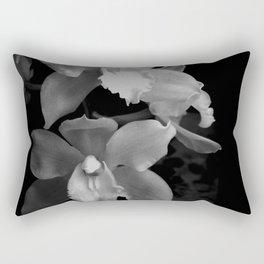 Midnight Gold - BW Rectangular Pillow