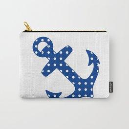 Levando Anclas Azul Carry-All Pouch