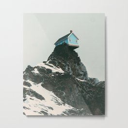 Vertical Limit Metal Print