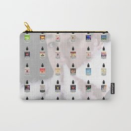 Vape Flavors Carry-All Pouch