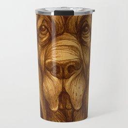 St Hubert Travel Mug