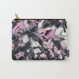 Black Neapolitan Carry-All Pouch