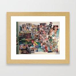 Patria Framed Art Print