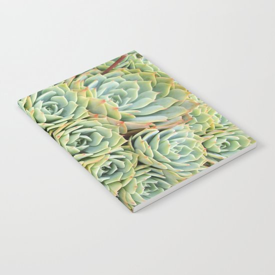 Succulentville Notebook