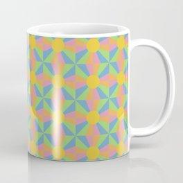 Vibrant Psychedelic Pattern Coffee Mug