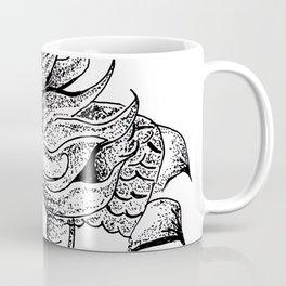 Sketch 27 - Dragon head Coffee Mug