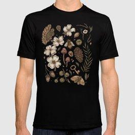 Nature Walks (Light Background) T-shirt