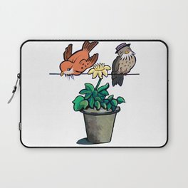 Party Line Laptop Sleeve